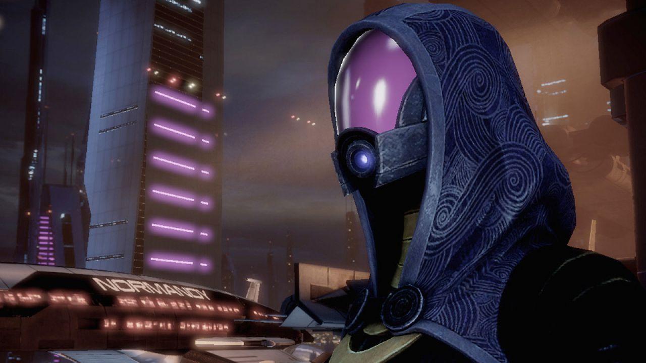 Mass Effect 2: prima immagine del DLC Arrival