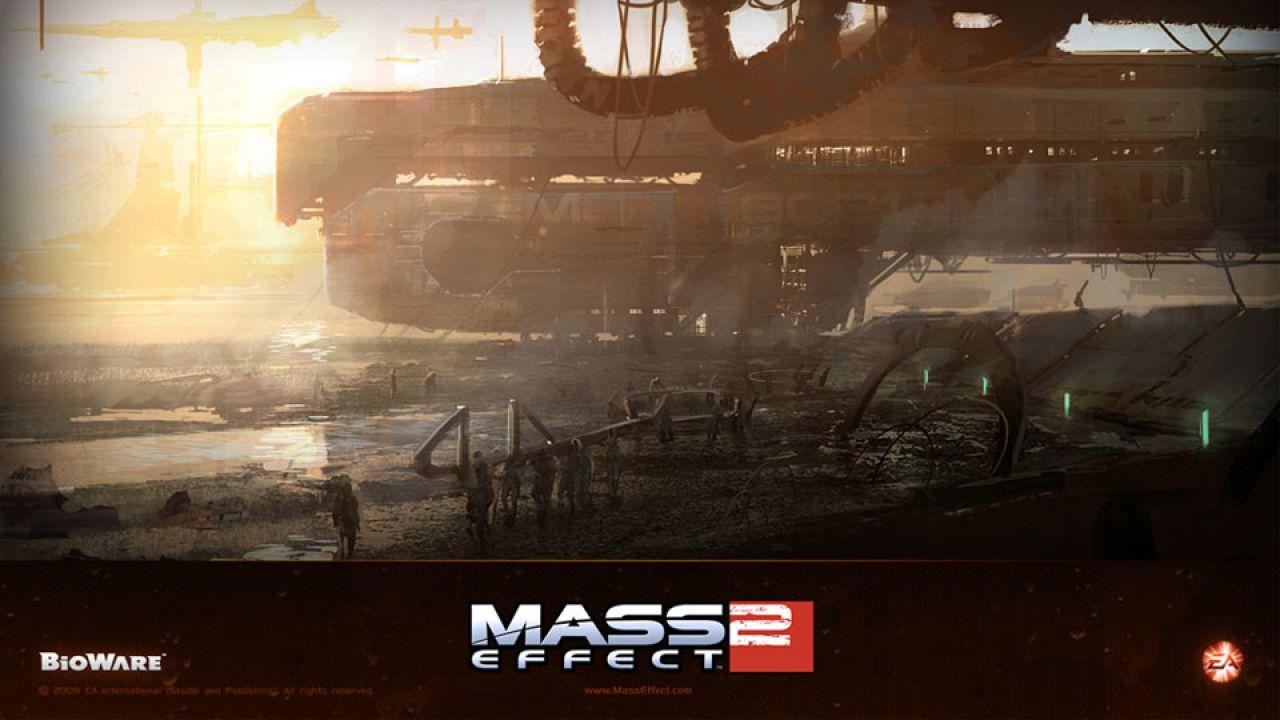 Mass Effect 2: Uno Shepard solitario nel DLC Arrival
