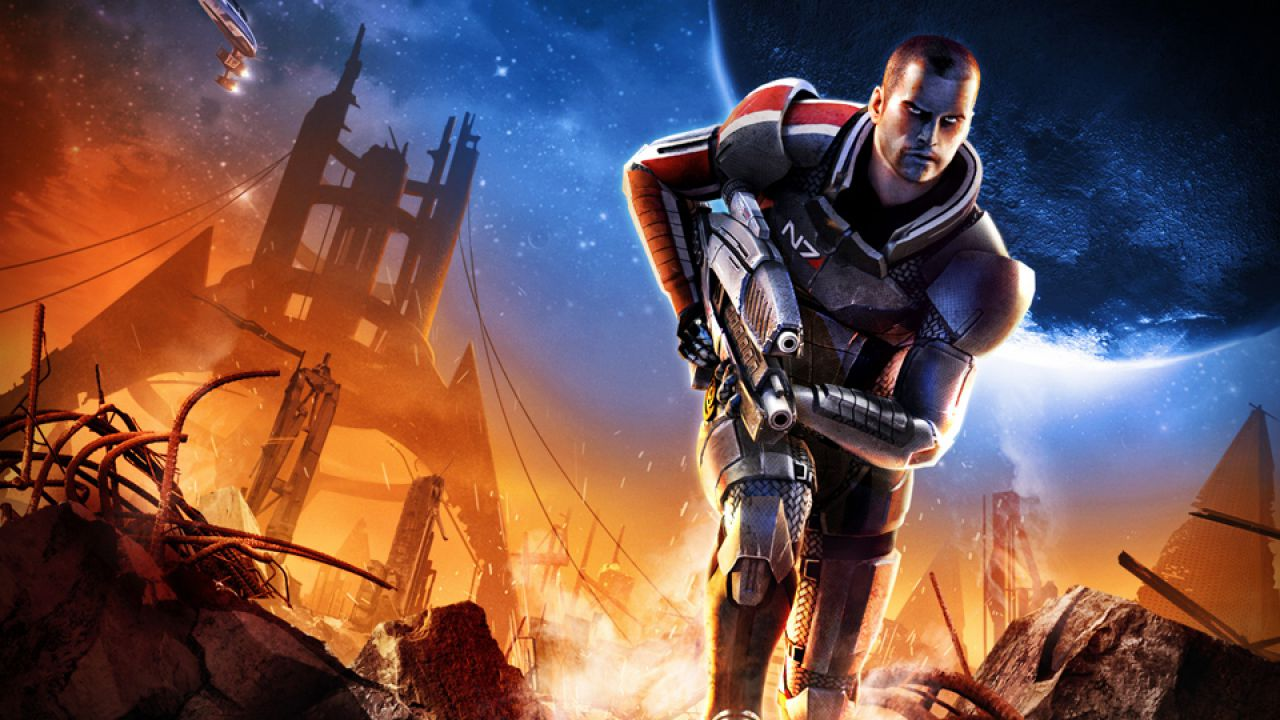 Mass Effect 2: video gameplay per il DLC Arrival
