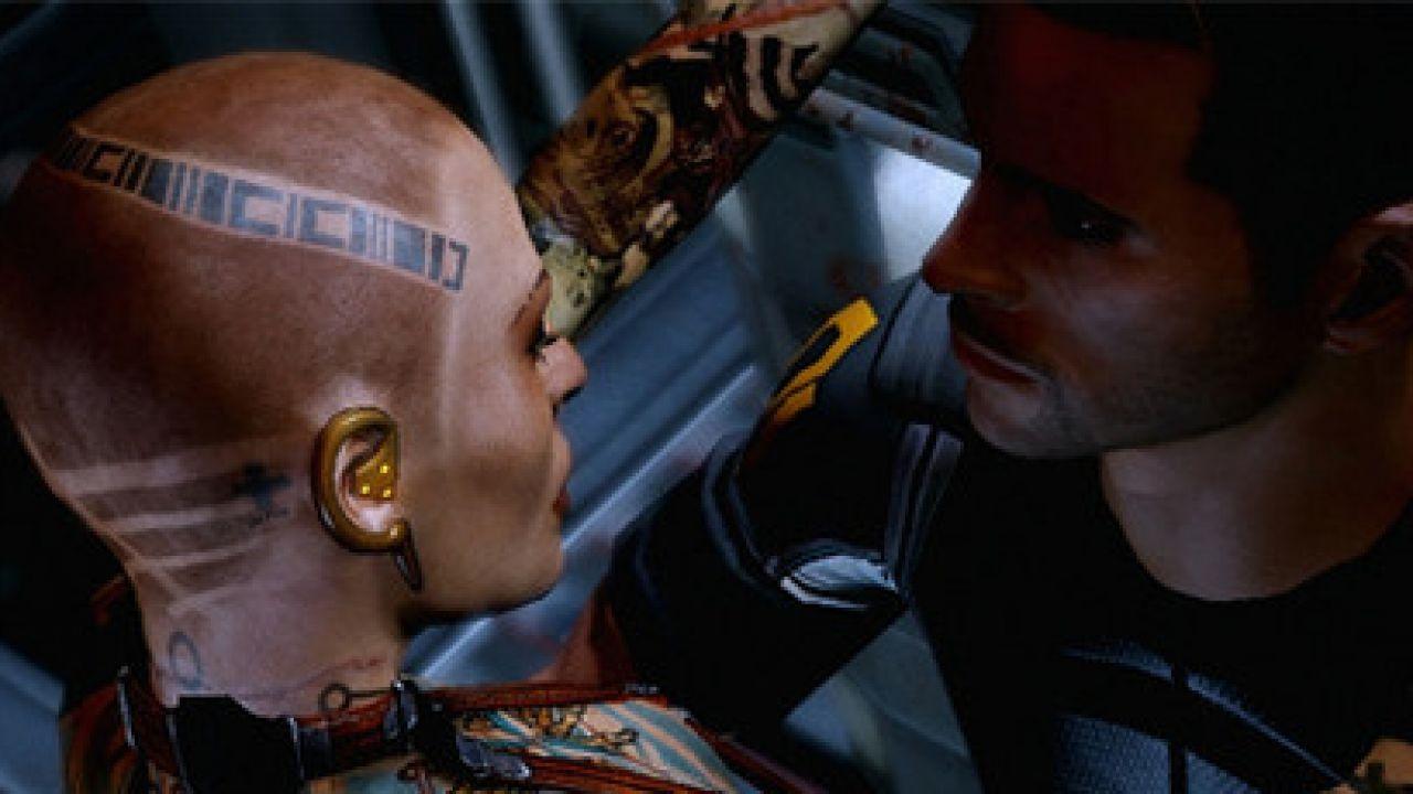 Mass Effect 2: video intervista e immagini della versione PS3