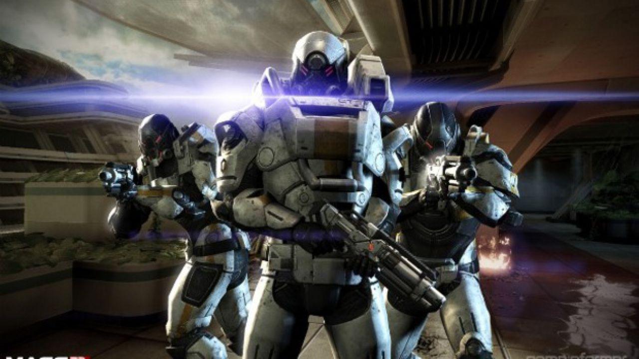 Mass Effect 3: il DLC Citadel sarà diviso in due parti su Xbox 360