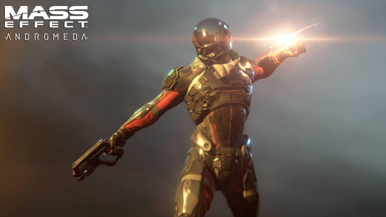 Mass Effect Andromeda: dettagli dall'E3