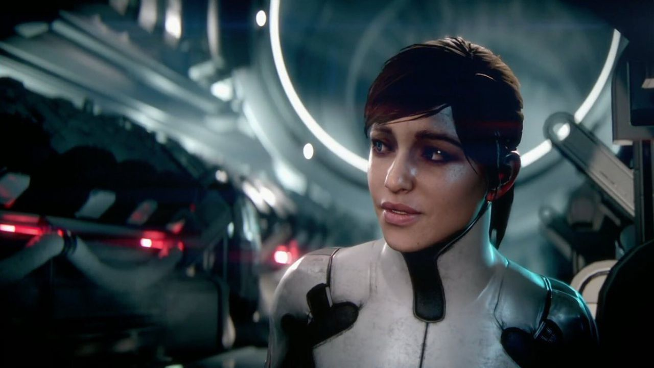 Mass Effect Andromeda: Ecco perchè abbiamo visto la protagonista donna all'E3