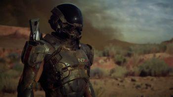 Mass Effect Andromeda: nessun piano per portare il titolo su Nintendo Switch
