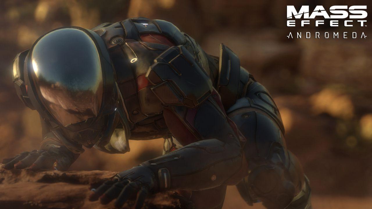 Mass Effect Andromeda non sarà presente alla Gamescom