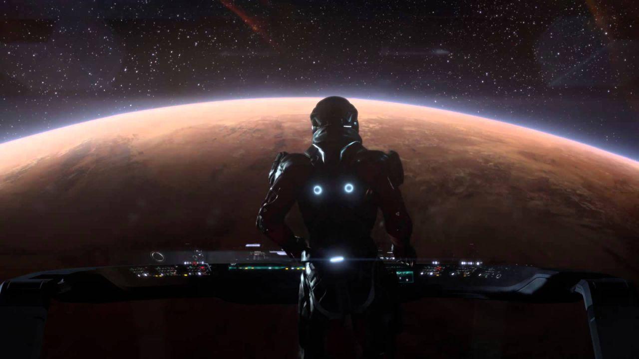 Mass Effect Andromeda è il seguito spirituale del primo Mass Effect
