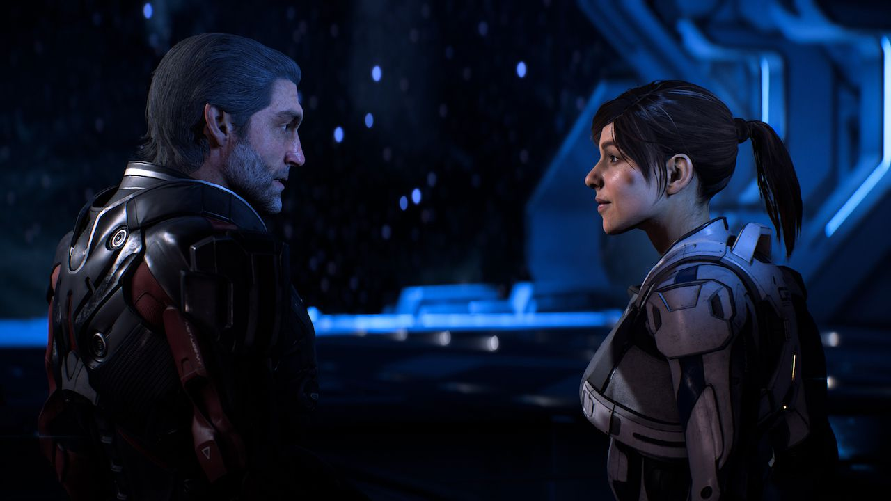 Mass Effect Andromeda X5 Ghost: Mass Effect Andromeda: L'ultimo Aggiornamento Introduce Il