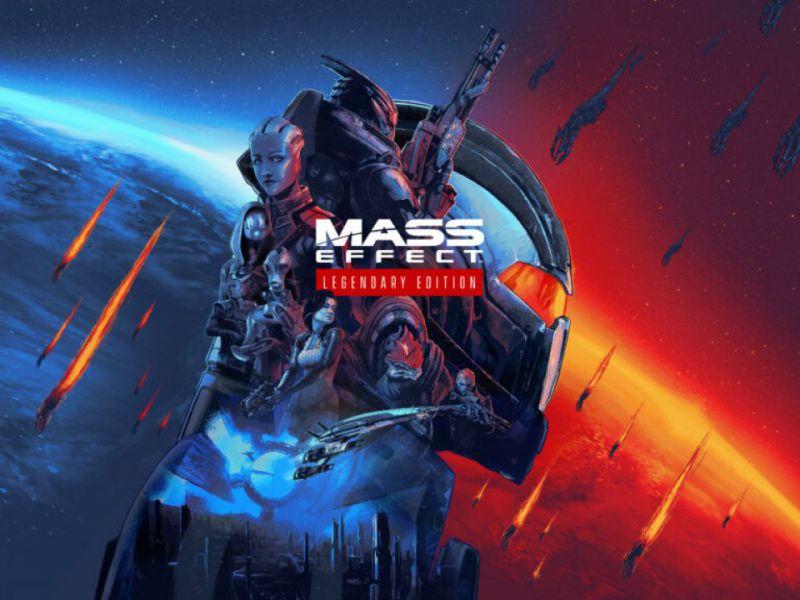 Mass Effect Legendary Edition: BioWare showcases graphical enhancements