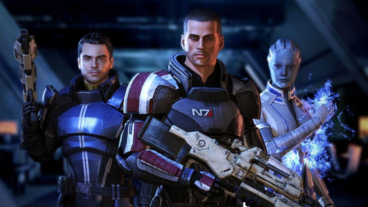 Mass Effect, la Legendary Edition uscirà il 14 maggio