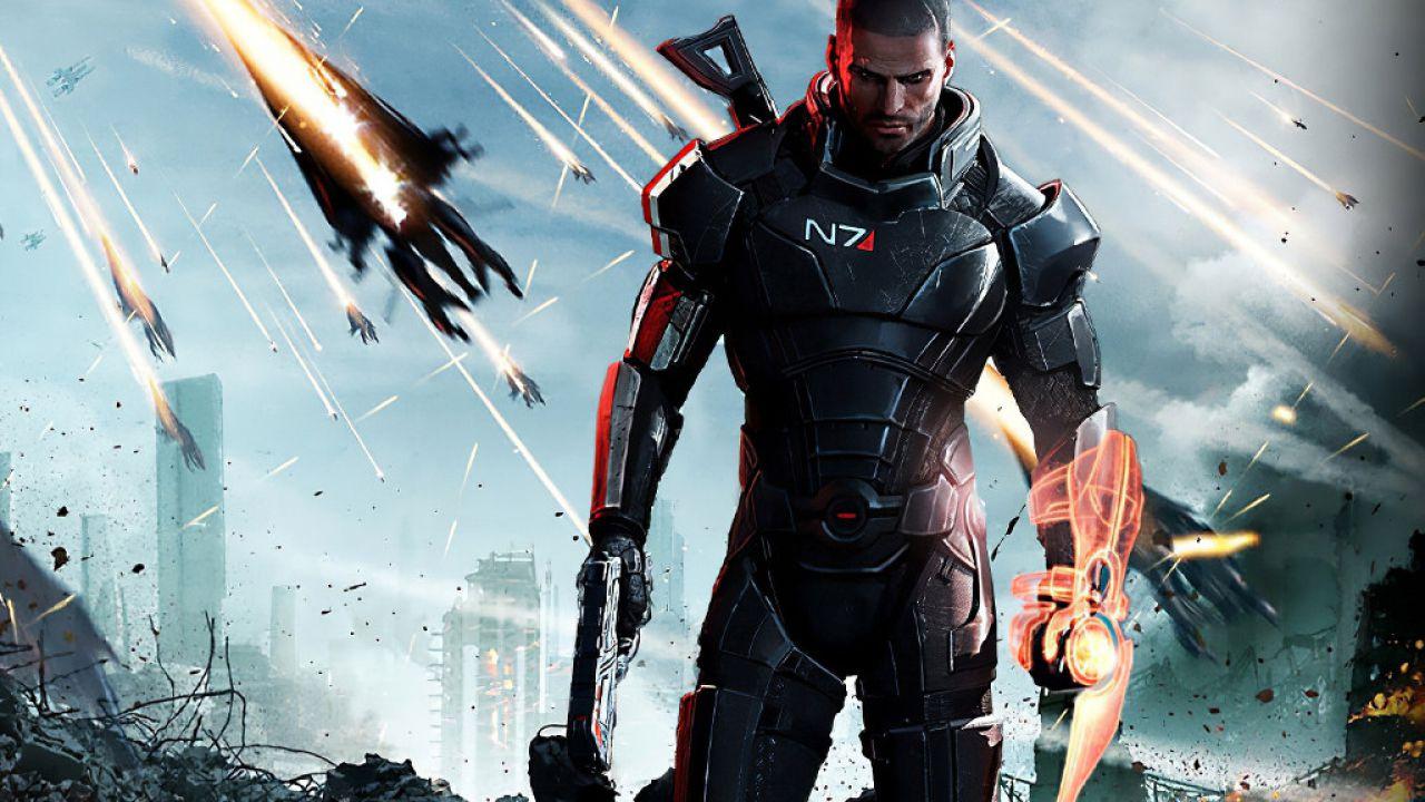 Mass Effect Trilogy Remastered sta per arrivare? Un negozio l'ha messo già a listino