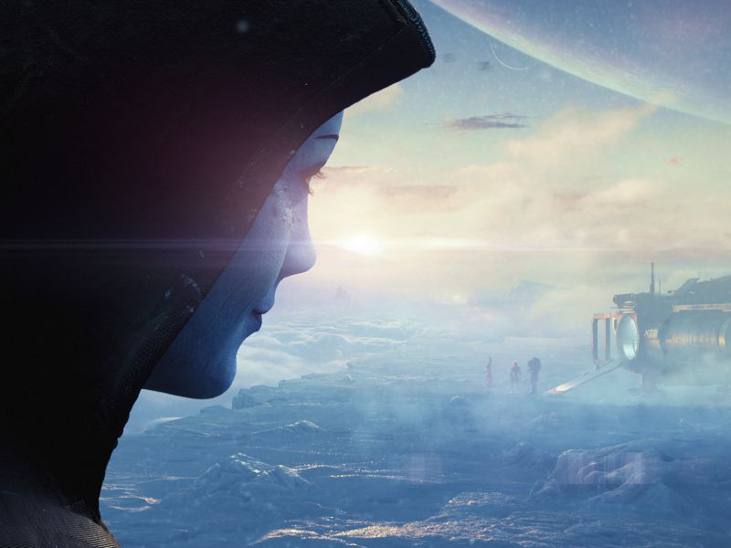 Mass Effect flies to the next-gen: what can we expect from the new chapter?