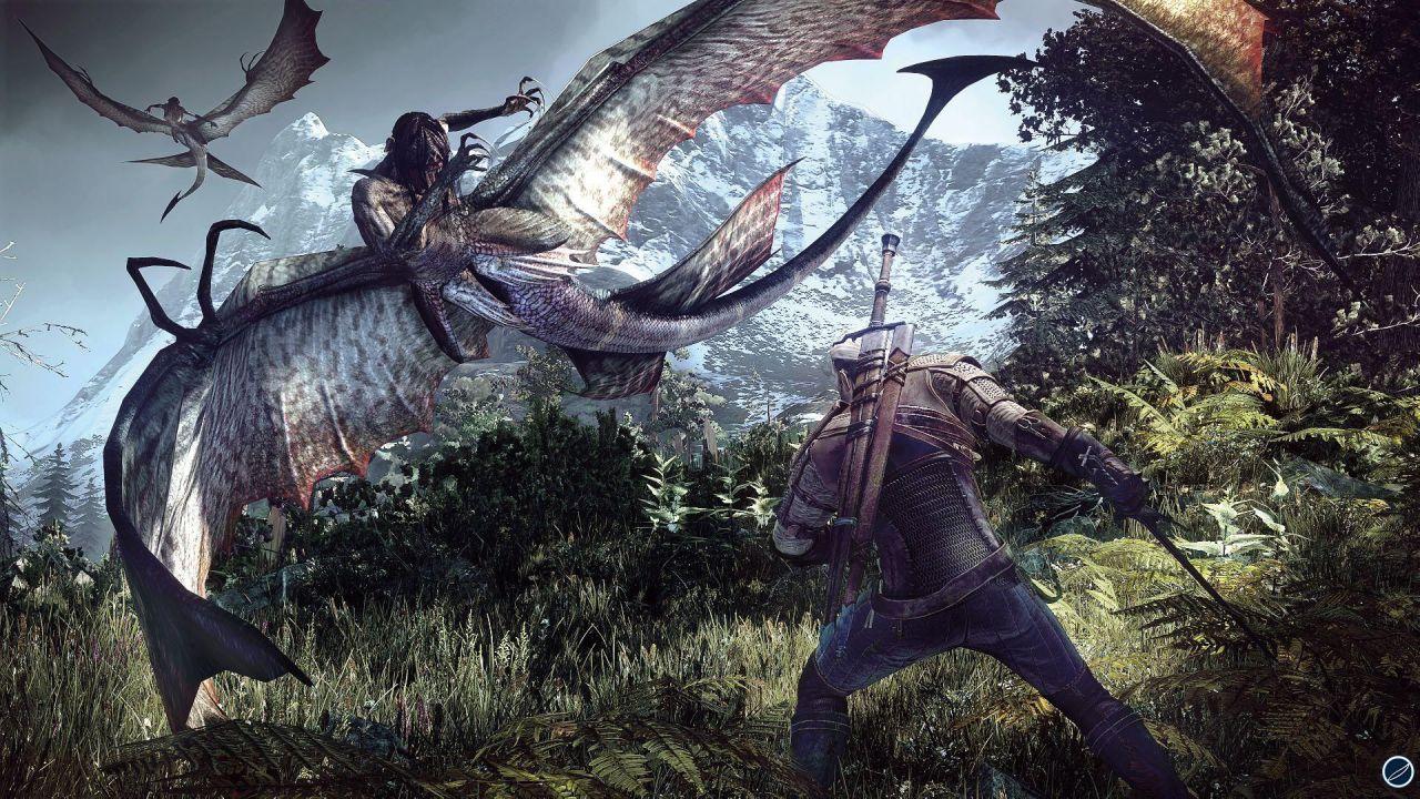 Massima libertà per i modder in The Witcher 3