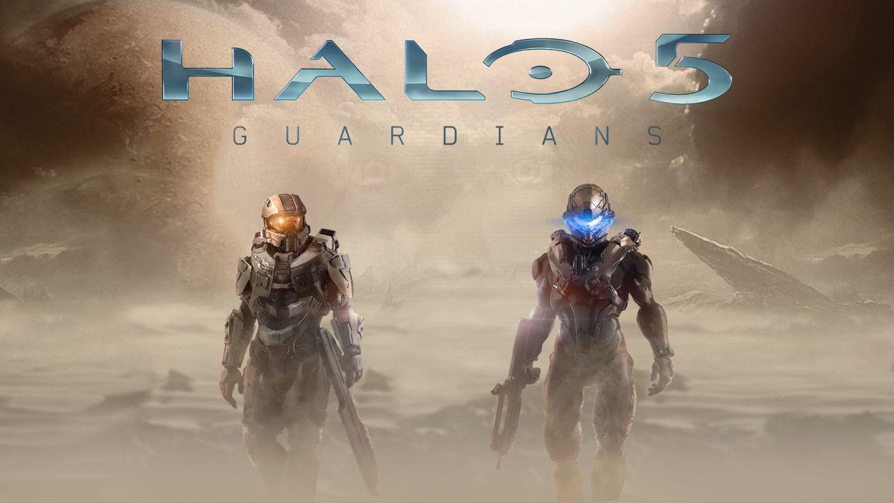 Master Chief non sarà solo in Halo 5 Guardians