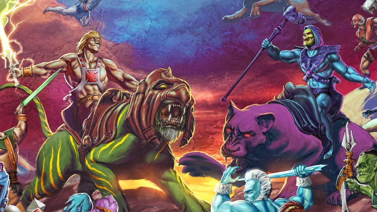 Masters of the Universe: Rivelati i Funko Pop dedicati ai personaggi della serie