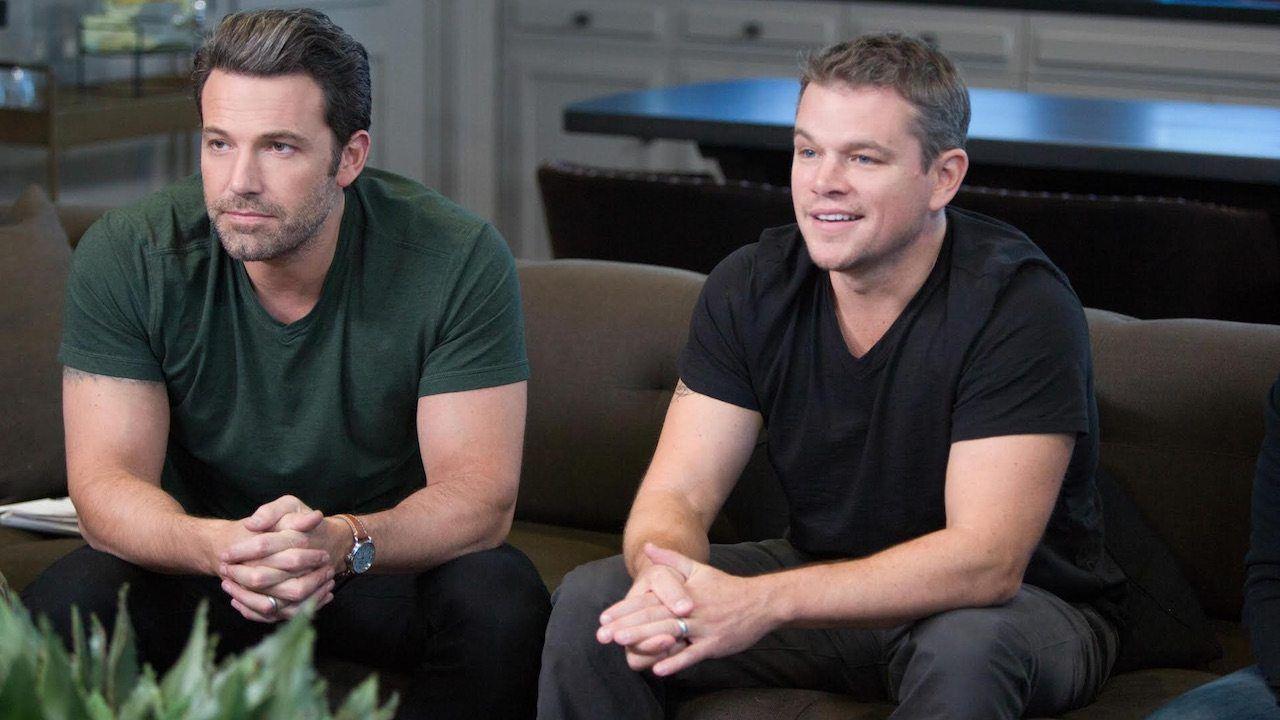 Matt Damon e Ben Affleck tornano insieme per un film sulla truffa a McDonald's