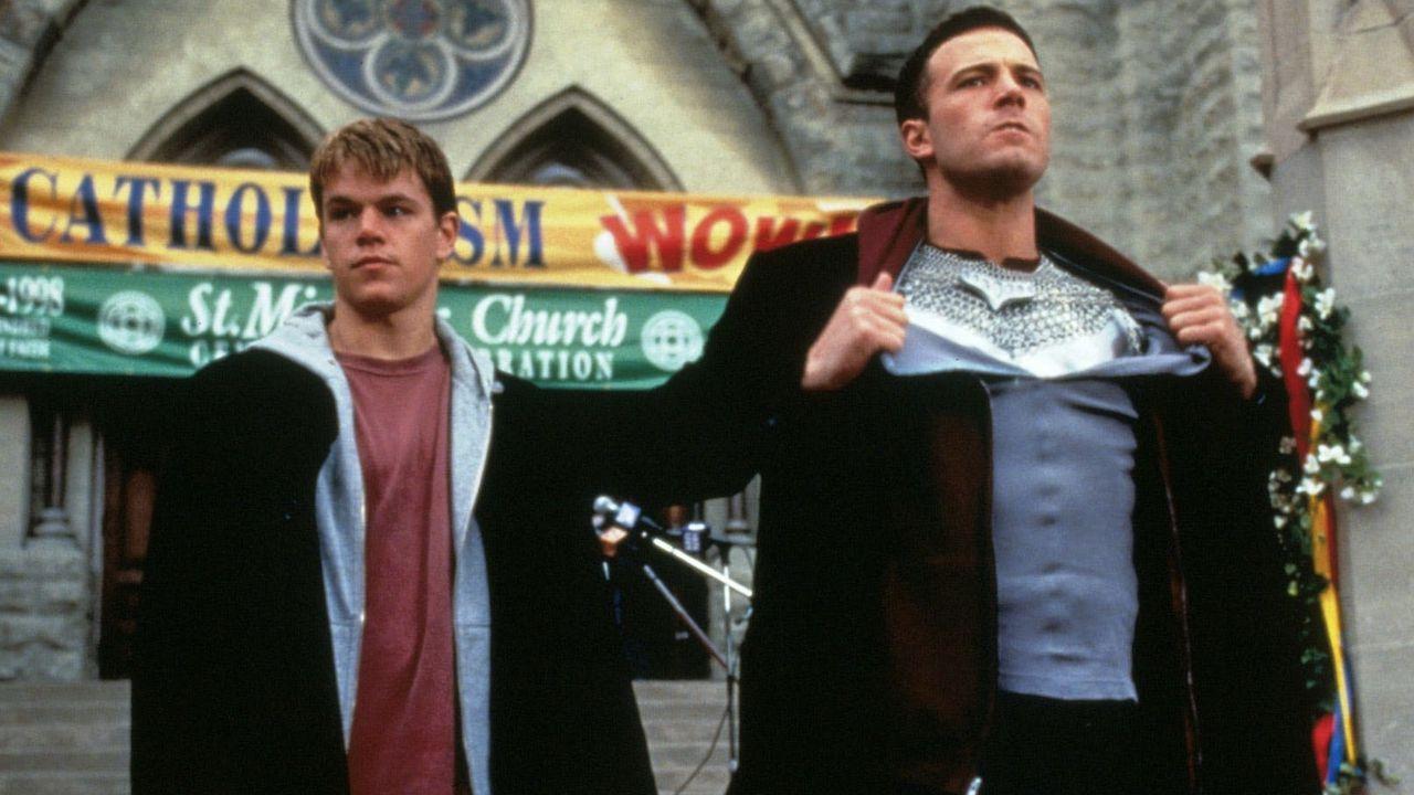 Matt Damon sarà il Loki di Dogma in Jay & Silent Bob Reboot!