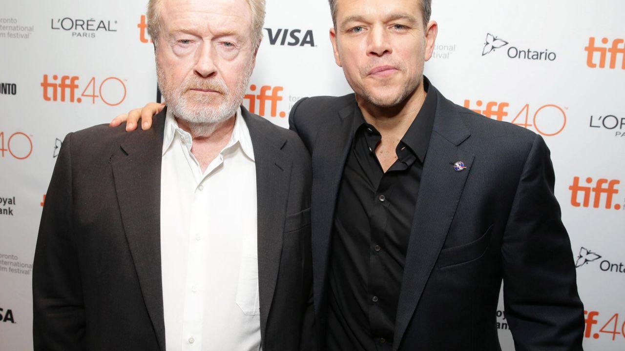 Matt Damon torna in Irlanda, ripartono le riprese di The Last Duel di Ridley Scott