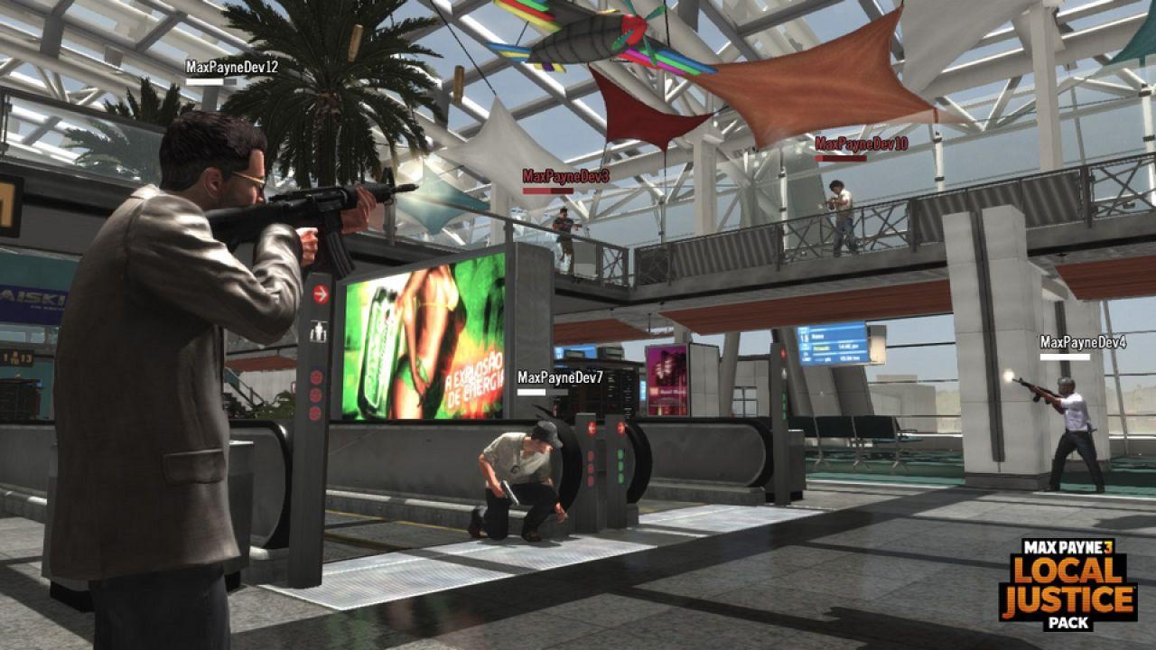 Max Payne 3: confermata la data di uscita su Mac