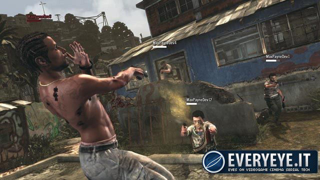 Max Payne 3 ha superato i 4 milioni di copie vendute