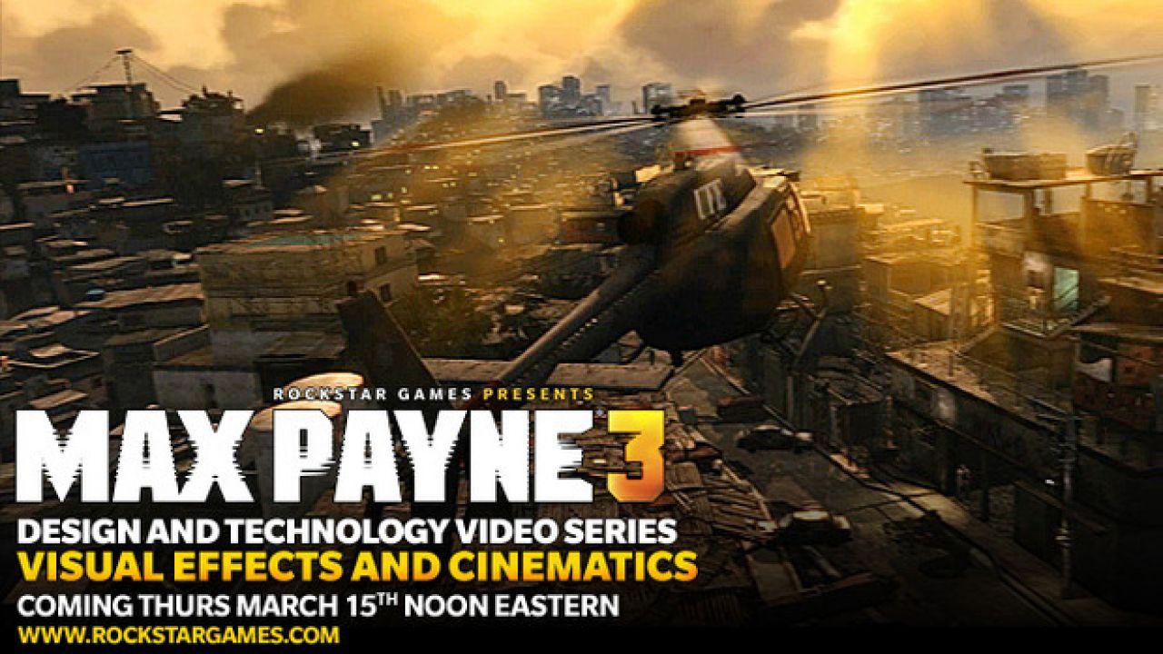 Max Payne 3 ha venduto 3 milioni di copie. GTA 5 ancora senza una data di uscita. Take-Two aumenta le perdite nel Q1 dell'anno fiscale