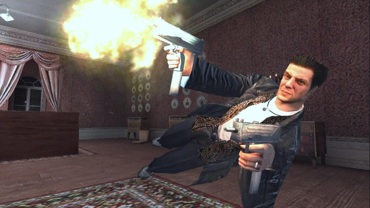 Max Payne per PS2 potrebbe arrivare su PlayStation 4