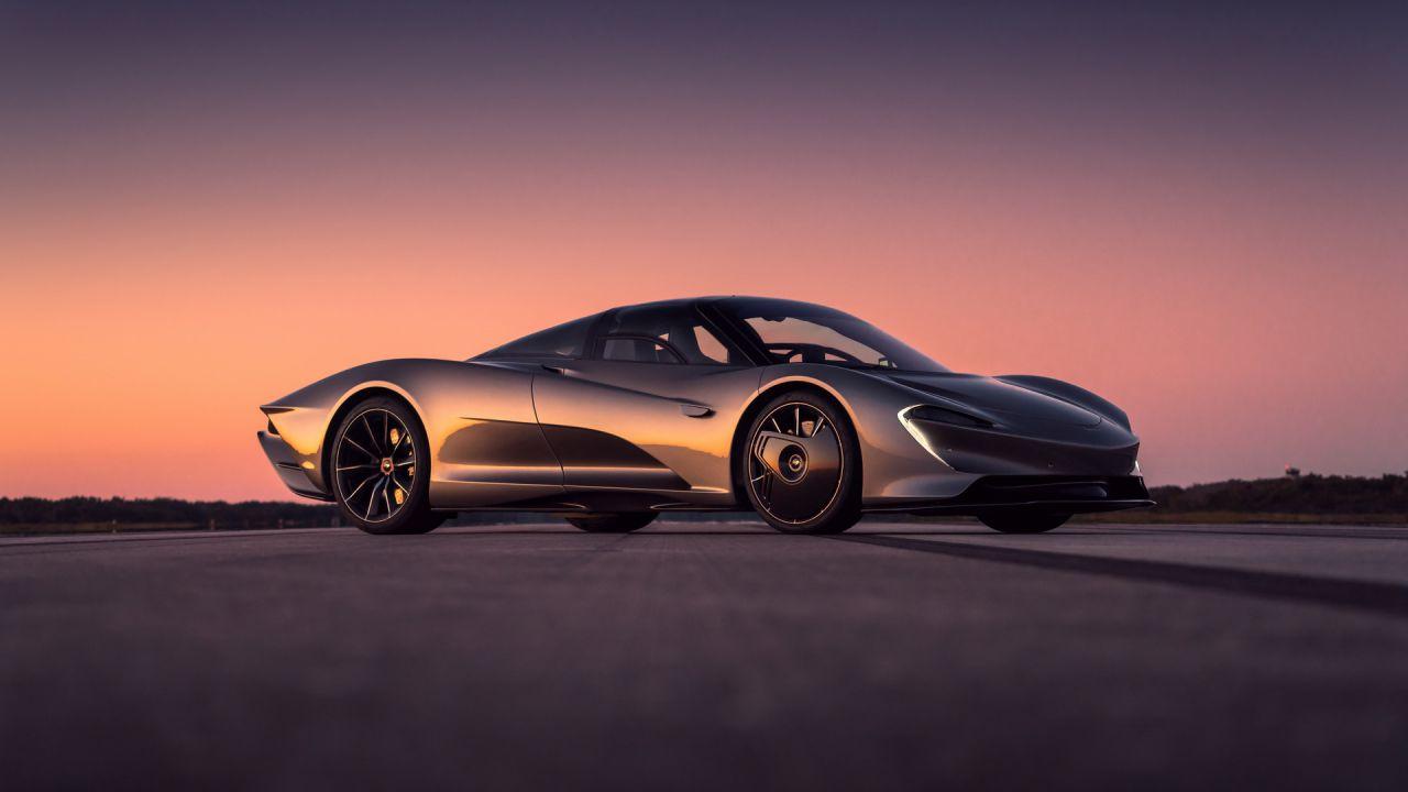 McLaren: 'I carburanti sintetici ottima alternativa alle auto elettriche'
