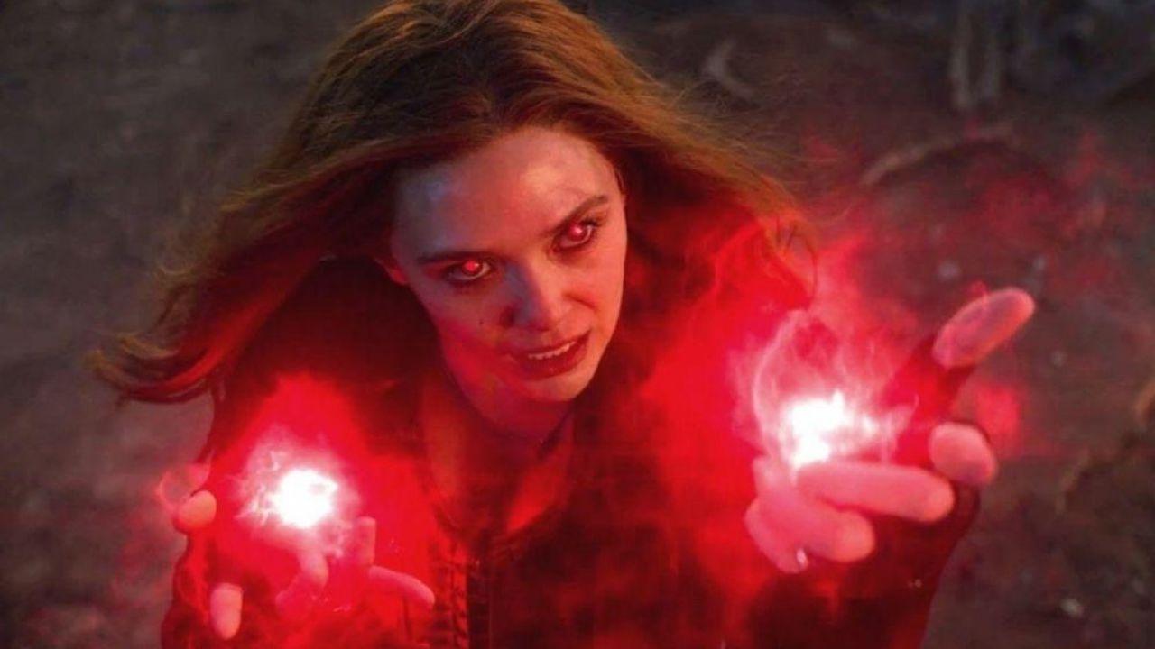 MCU, il nuovo villain della Fase 4 potrebbe essere Scarlet Witch?