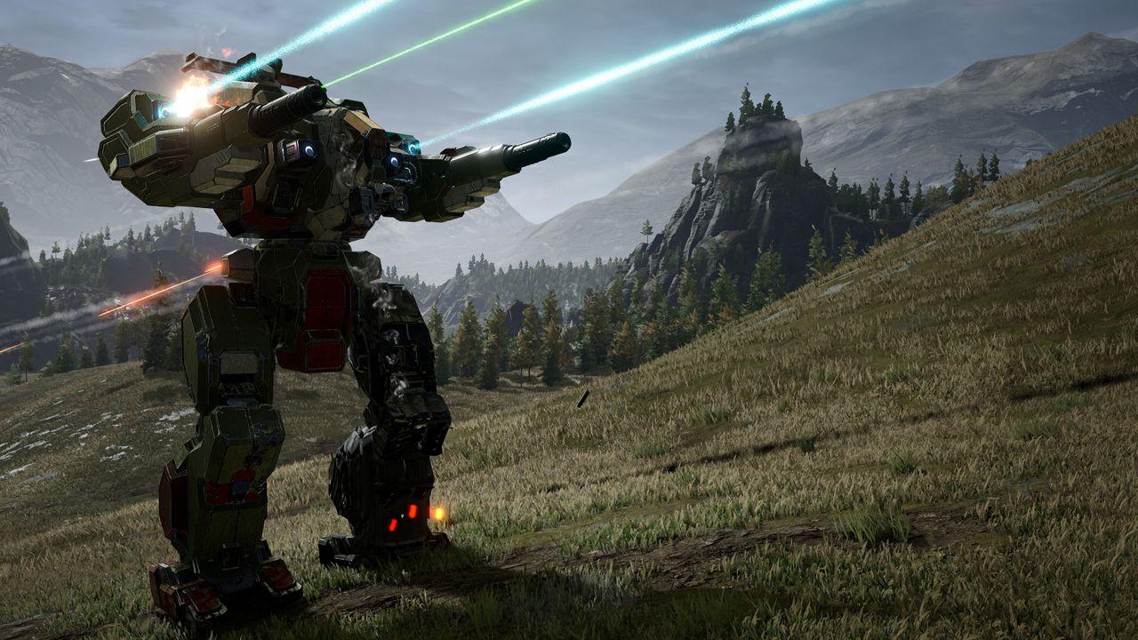 MechWarrior 5 Mercenaries: i giganti meccanici arriveranno in esclusiva su Xbox Series X