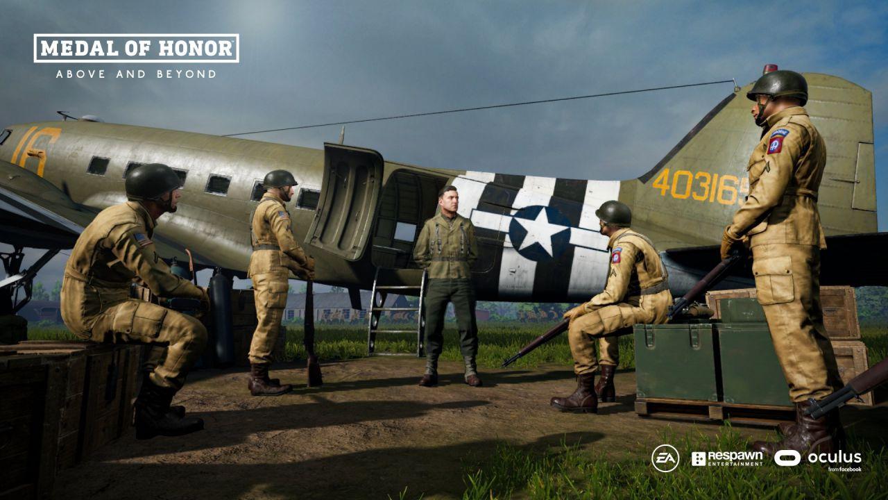 Medal of Honor Above and Beyond: l'avventura VR ha una data di lancio!
