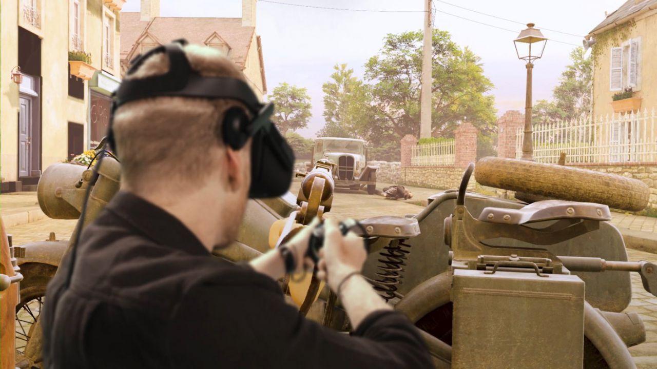 Medal of Honor: Above and Beyond, potrebbe essere il primo gioco tripla A per VR