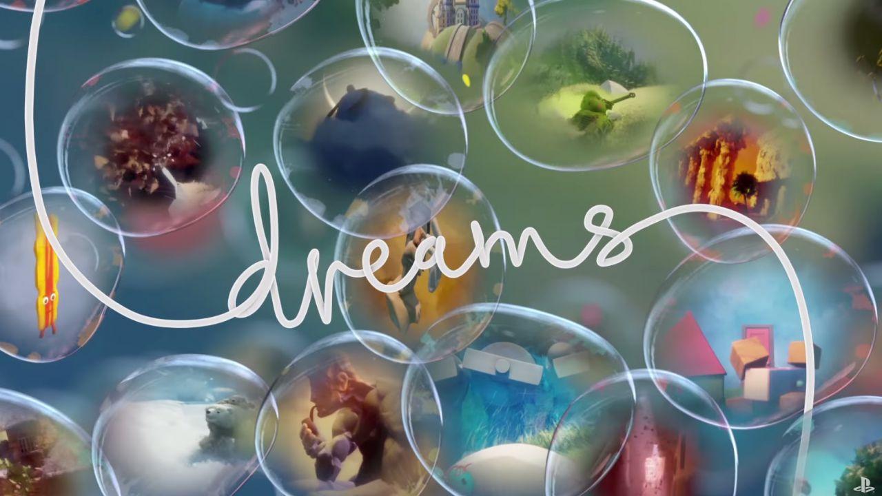 Media Molecule mostra un mini-gioco creato con i tool di Dreams