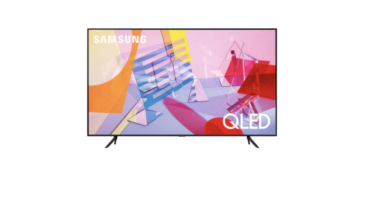Mediaworld: quasi 300 Euro di sconto su un TV QLED Samsung da 65'