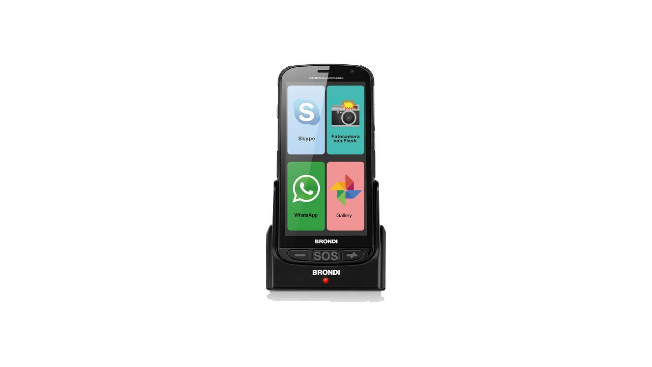 MediaWorld: Brondi Amico Smartphone+ in offerta, ma Amazon rilancia