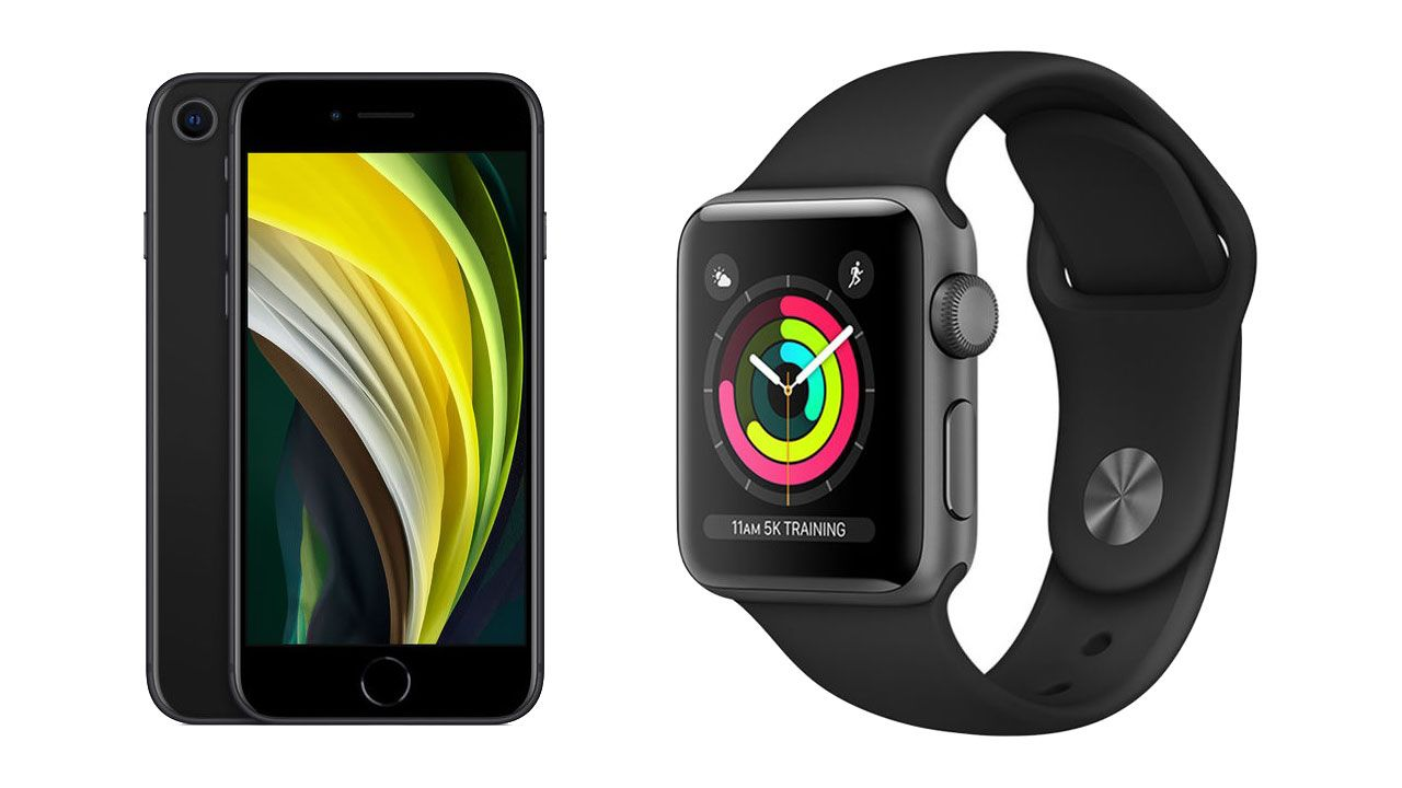 MediaWorld lancia il bundle offerta iPhone SE 2020 e Apple Watch Series 3