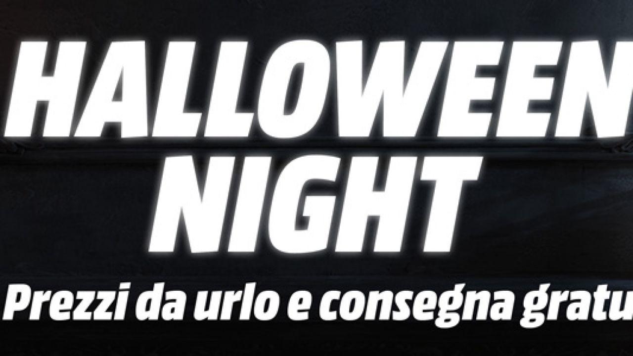 Mediaworld lancia la Halloween Night: prezzi da urlo fino alle 9:00 del 1/11