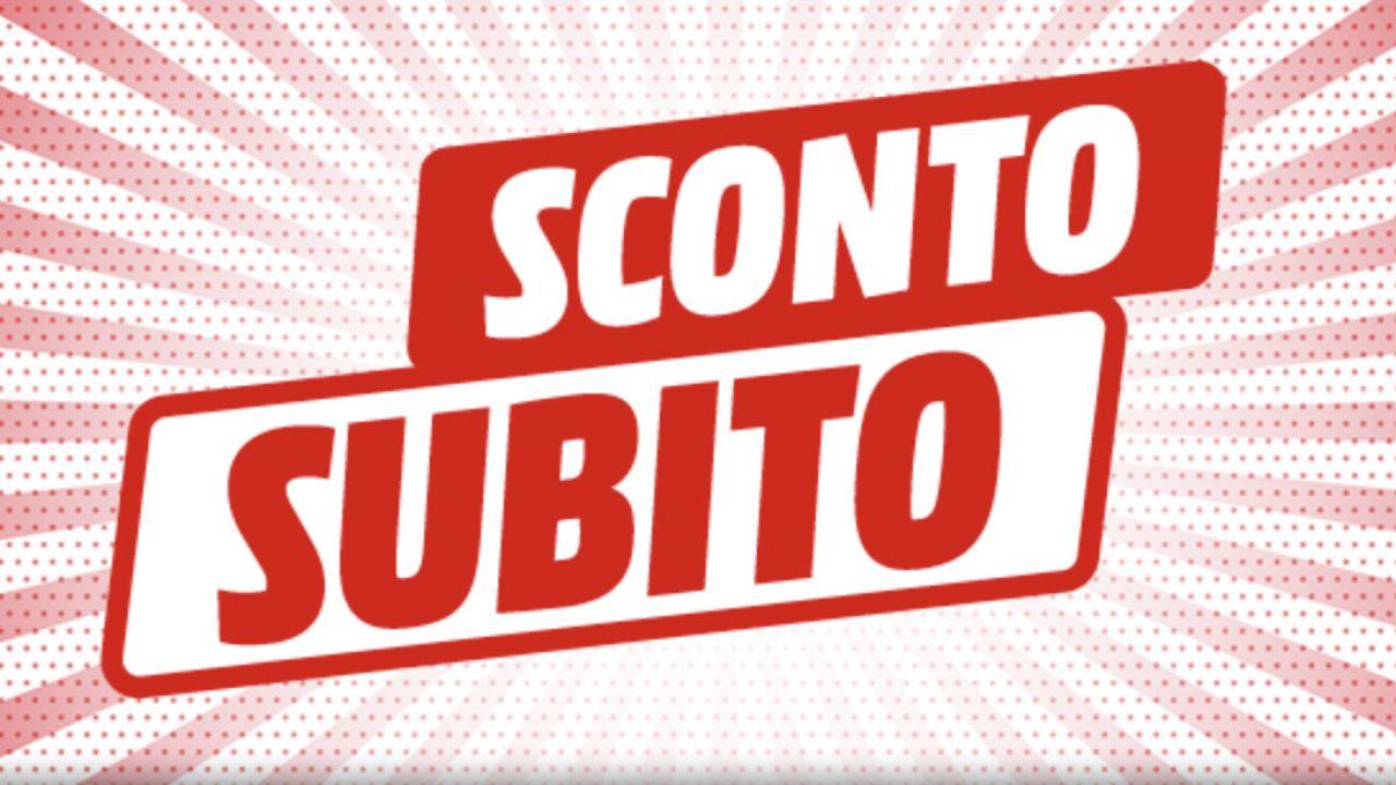 Mediaworld lancia 'Sconto Subito': fino a 400 Euro di sconto su tutto!