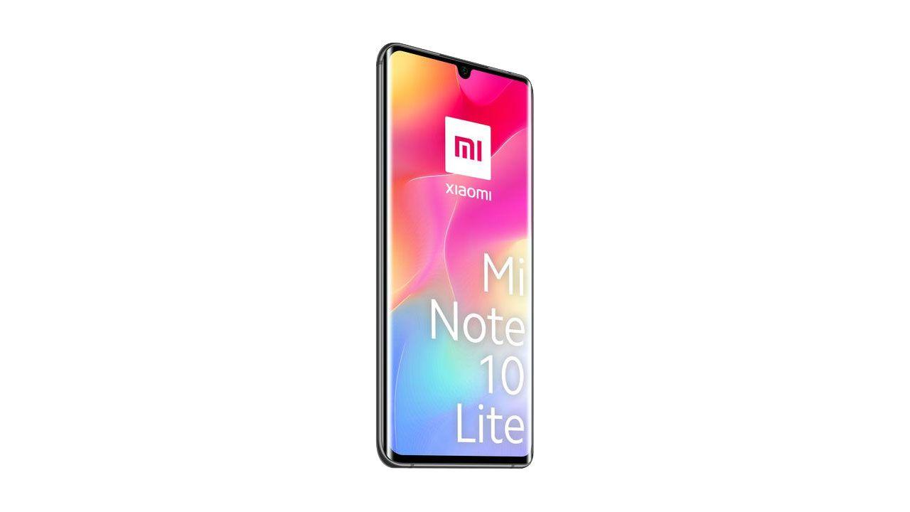 MediaWorld Mega Sconti, Xiaomi Mi Note 10 Lite non smette di scendere di prezzo