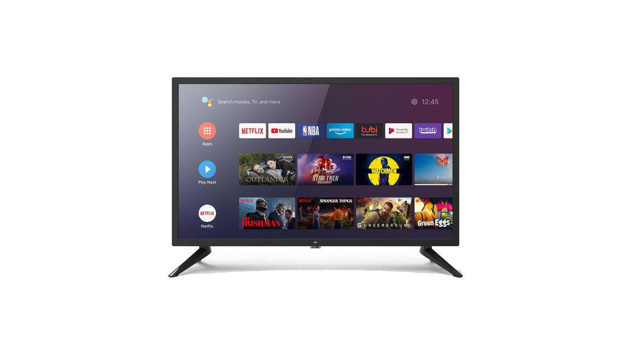 MediaWorld, Smart TV Android DVB-T2 in offerta sotto i 130 euro