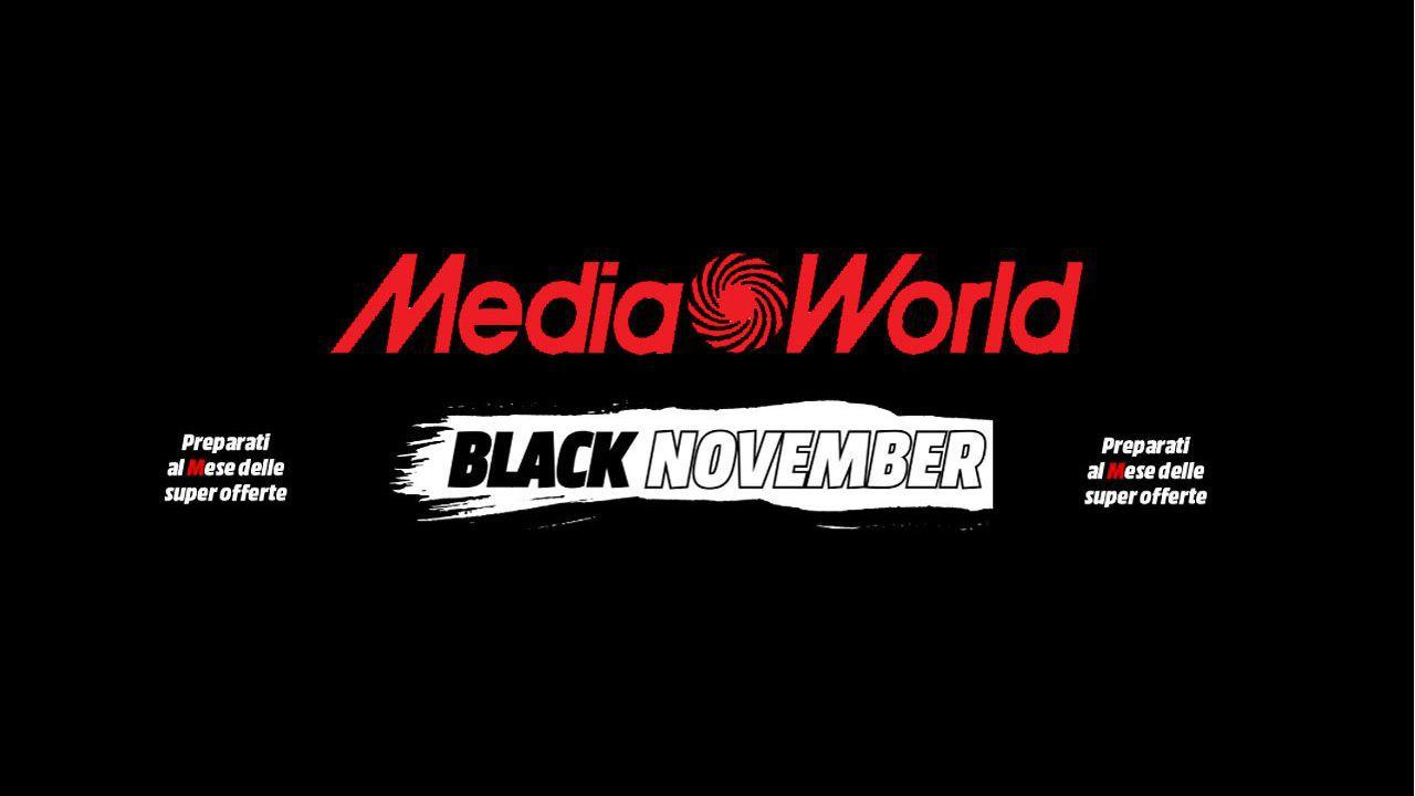 Mediaworld, trapelano gli sconti del Black Friday: il volantino attivo dal 19 Novembre