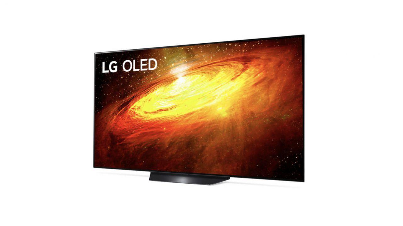 Mediaworld: TV LG OLED BX da 65' in sconto solo per oggi