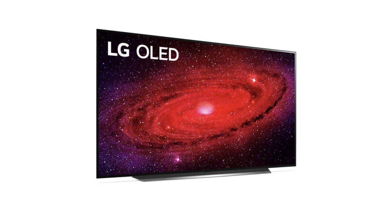 Mediaworld, TV LG OLED CX da 55' in forte sconto: oltre 300 Euro di risparmio