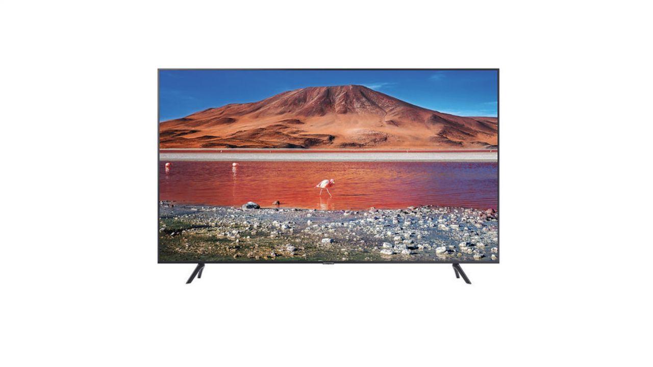 Mediaworld: TV Samsung 4K da 43 e 65 pollici in sconto per il Black Friday
