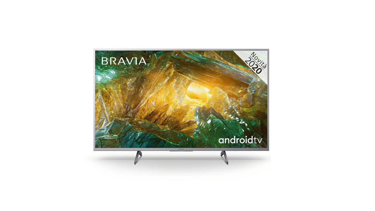 MediaWorld, TV Sony 2020 4K in offerta a buon prezzo per poche ore