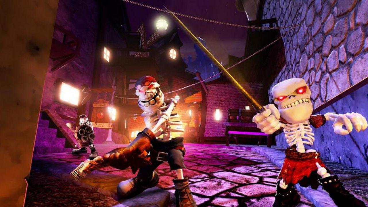 Medieval Moves: un video walkthrough dagli sviluppatori del gioco