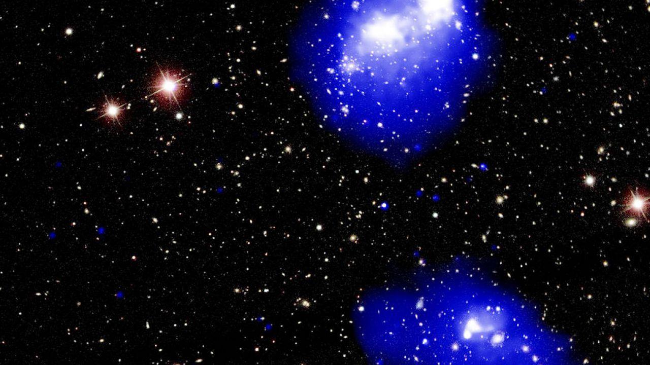 Mega incidente interstellare: quattro ammassi di galassie sono in procinto di scontrarsi