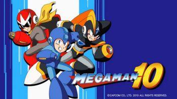 Mega Man 10, nuovi DLC in arrivo