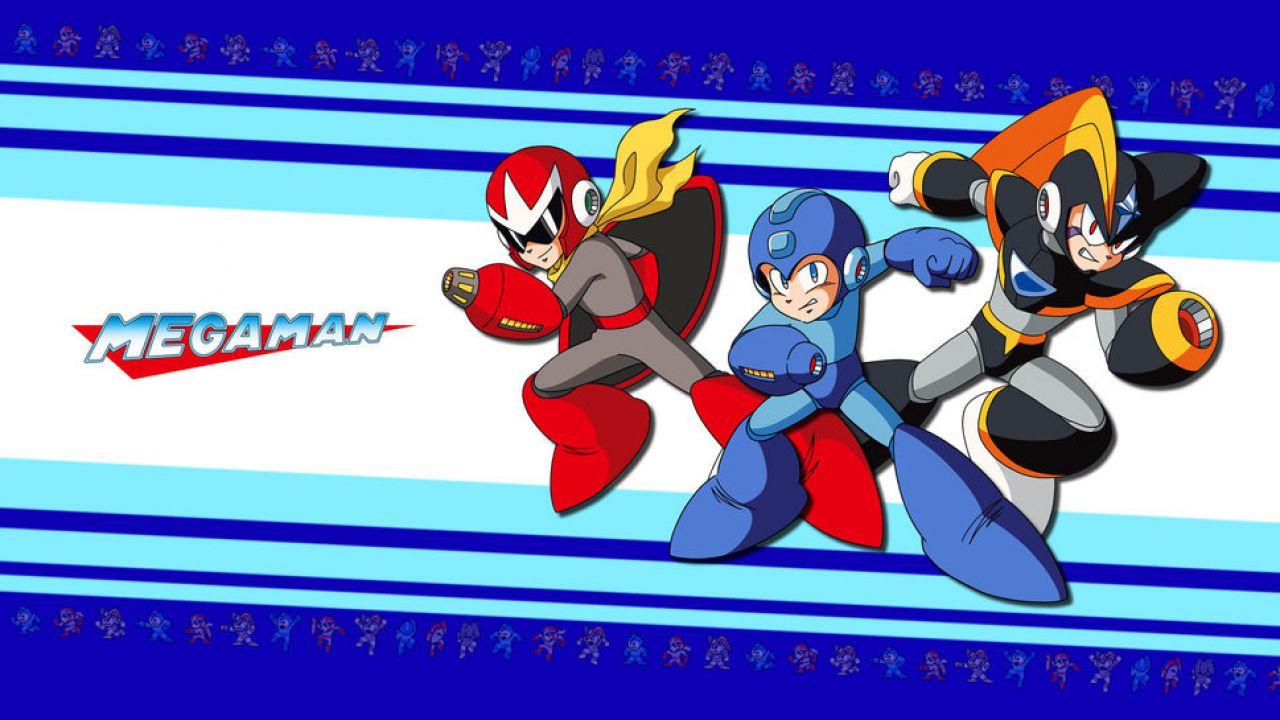 Mega Man & Bass arriva su Virtual Console col nuovo aggiornamento eShop