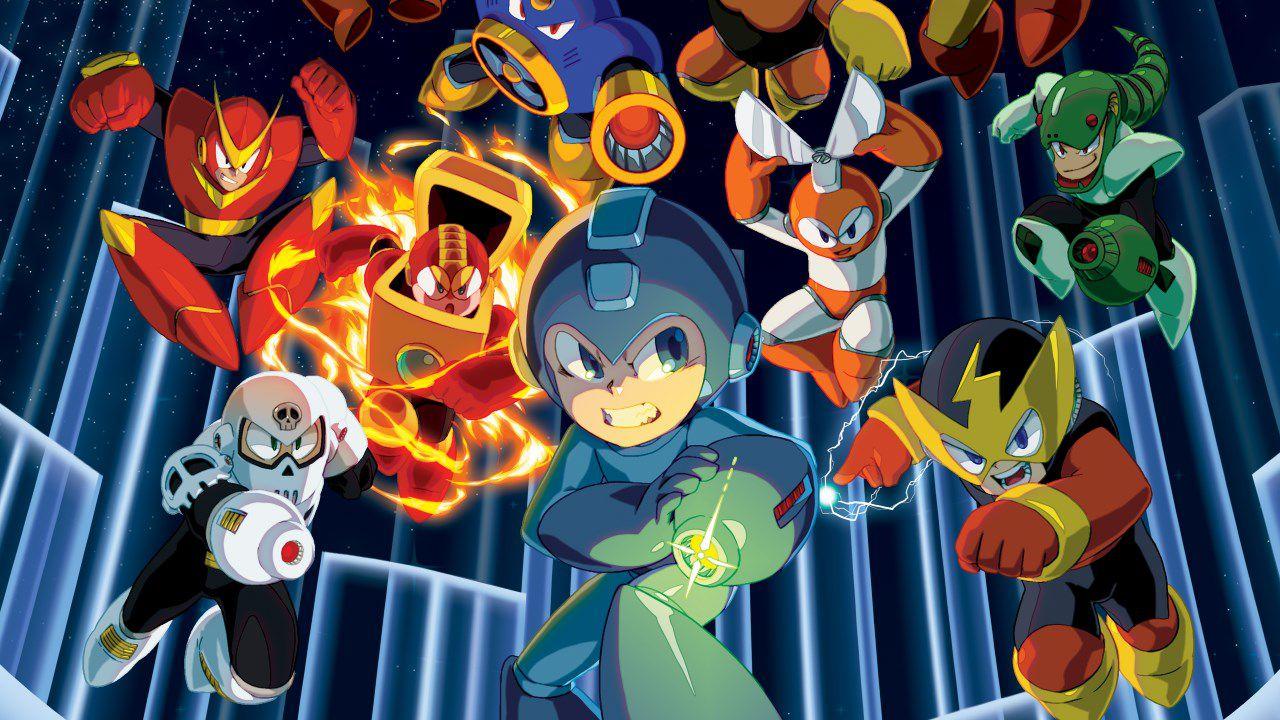Mega Man: Capcom lancia un sondaggio per decidere il futuro della serie