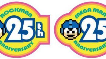 Mega Man: Capcom ha un sacco di annunci per il 25° anniversario