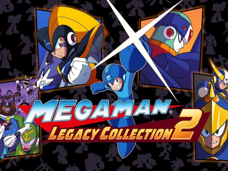 Mega Man Legacy Collection 2 è disponibile su PC, PS4 e Xbox One